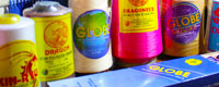 Goldragon Sewing Threads | Globe Threads